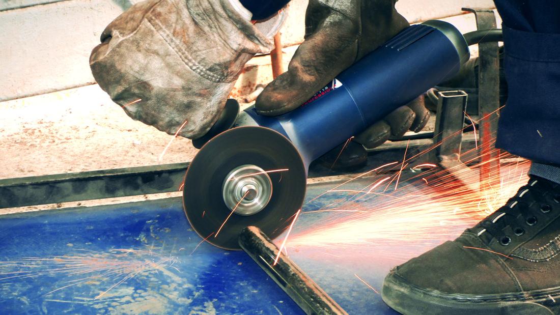 Stahlbe- und Verarbeitung als wichtiges Element beim Industriedesign