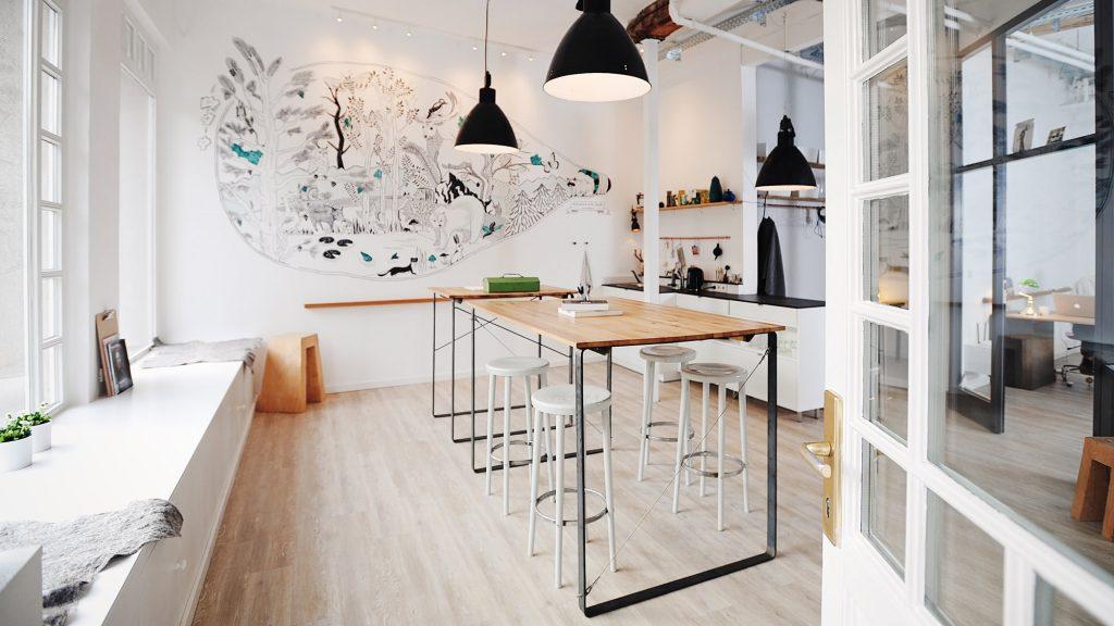 Studio Fuchs: Ein kreativer Mittelpunkt des Wendlands liegt in der Langen Straße in Lüchow